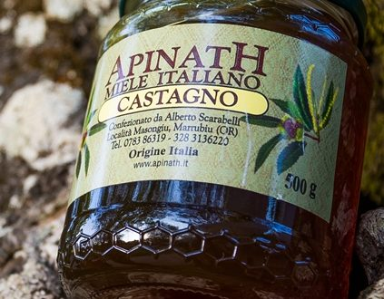 CHESTNUT HONEY  – castagno