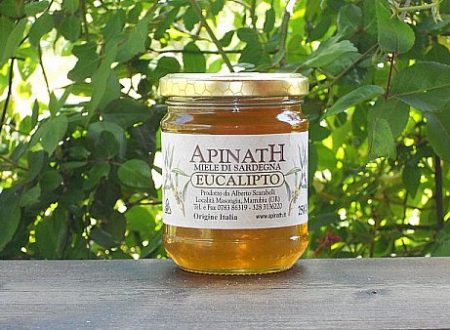 EUCALYPTUS HONEY – eucalipto